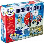 台湾智高玩具 #7342机械钟表 能量转换 动能转电能 科学实验材料 绿色能源 能源 智多美