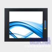 嵌入式17寸鋁合金工業觸摸顯示器