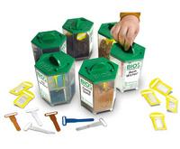 生物降解觀察器 科學實驗科技小制作 幼兒園早教具兒童益智玩具