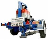 Dynatest 8000 型落锤式弯沉仪(FWD)