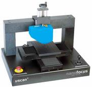 NanoFocus μScan(激光扫描轮廓仪)