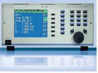 四通道三相高精度寬頻帶功率分析儀LMG450