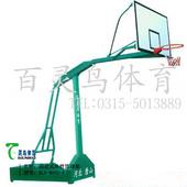 固定式单臂篮球架