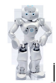 有视听功能的NAO 机器人 NAO H21