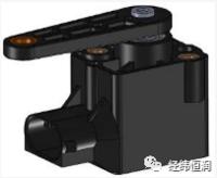 电子油门踏板/刹车踏板位置传感器