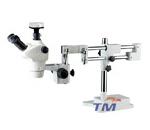三目高档万向型立体显微镜