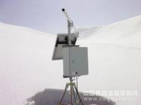 超声波雪厚/水位监测系统