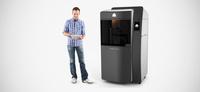 高精度塑料件3D打印机:ProJet® 7000 HD