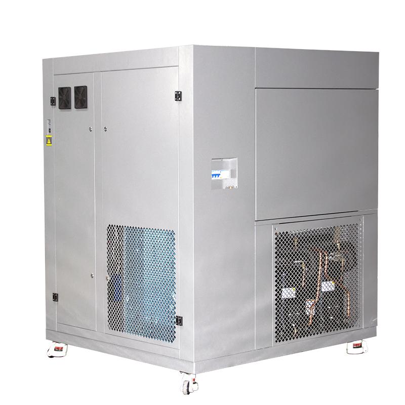 低碳運行三槽冷熱沖擊試驗機 冷熱交替沖擊試驗箱省電