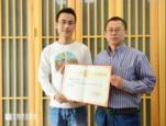 漢翔書法:杜延平做客《名家師訓講堂》講中國篆刻史