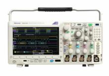 Tektronix 泰克混合域示波器 MDO4000系列 同步模拟、数字、RF信号 MDO4054C