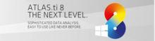 ATLAS.ti8—專業定性數據分析軟件