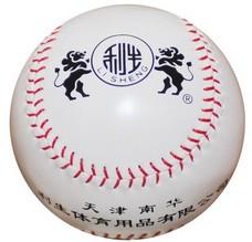 南华利生【LeeSheng】织柔手缝垒棒球软木芯+PU中小学生比赛训练教学使用10/12寸 利生垒球