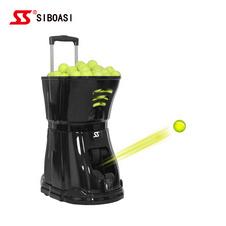 【斯波阿斯】3015 户外运动网球智能便携式网球发球机陪练器训练器教练机3015-黑色