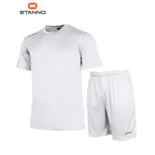 STANNO短袖足球套装男T恤团购个性定制成人儿童运动跑步训练服