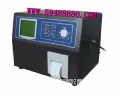 上下游颗粒计数器/污染物颗粒浓度检测仪 型号:YZH/KZD-1