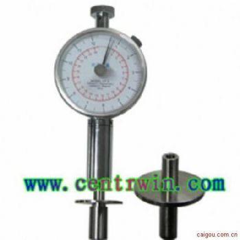 果实硬度检测仪/果品硬度计/水果硬度计/果实硬度计 型号:HK/ZYGY-3