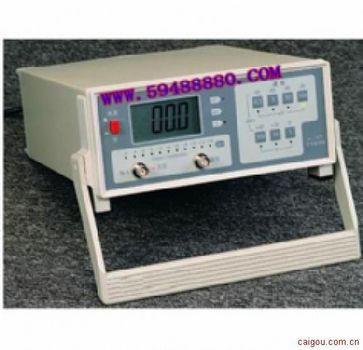 数显交流毫伏表(0.1μV分辨率) 型号:DEUY-1971D