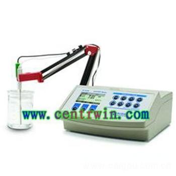 实验室高精度酸度测定仪/pH测定仪/ORP/ISE/温度测定仪 意大利 型号:CEN-HI3221A