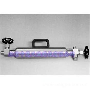 液氯采样钢瓶/液氯取样器 型号:YLP-500