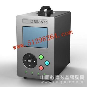 多种气体检测仪/复合气体检测仪/六合一气体分析仪/手提式氰化氢检测仪   DP-HCN
