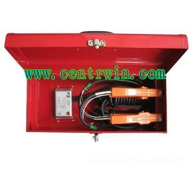 移动式静电接地报警器(本安防爆)(接地线5米+夹子线10米)型号:QBASP-E2