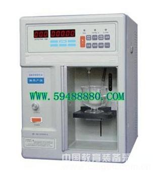 激光注射液微粒分析仪(药品检测专用) 型号:GSTY/WF-J68