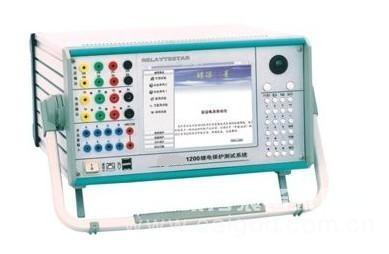 微电脑继电保护效验仪/单相继电保护测试仪/智能打印继电保护测试仪