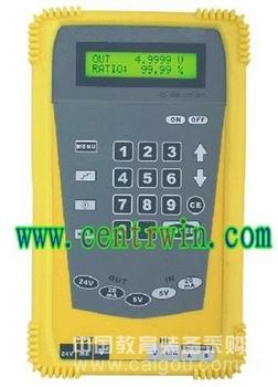 特稳携式校验仪 精度0.02级 型号:ZYS-JY831