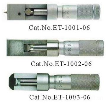 易拉罐卷边测微计/易拉罐卷边测微尺 型号:SKB-R3