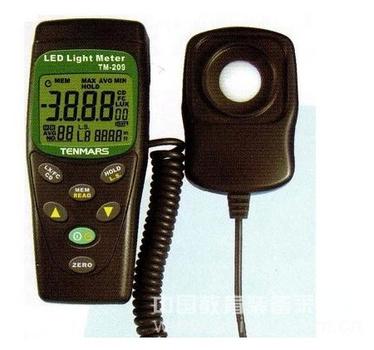 LED照度计   型号;HAD-TM-201L/TM-209