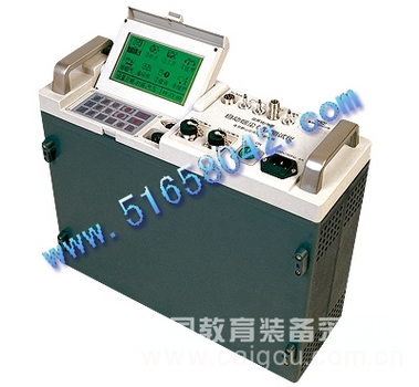 烟尘检测仪(烟尘+O2+SO2+CO+CO2)  型号:SDLS-3012H