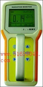 β、γ射线检测仪/射线检测仪/X、γ辐射剂量率仪 型号:HBS1-BS9601