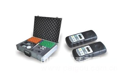 便携式三氮(氨氮/硝酸盐氮/亚硝酸盐氮)快速检测箱 型号:SJ/S-3N