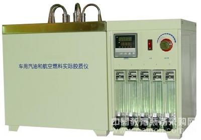 喷射蒸发法胶质测定仪 型号:HAD-0601