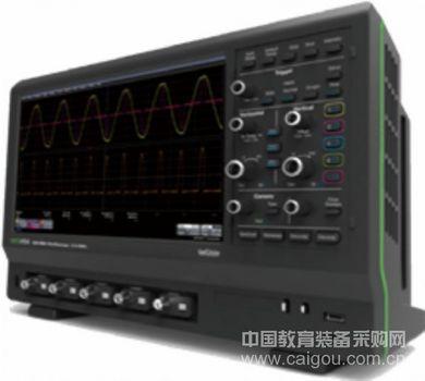 美国力科12bit高分辨率数字示波器200M带宽四通道示波器
