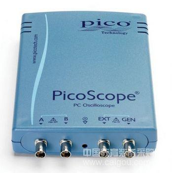Pico 示波器|USB示波器|PicoScope 3206|2 通道+外部触发|200MHZ