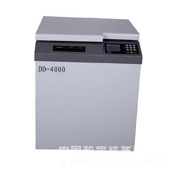 百典仪器立式低速大容量离心机DD-4000特价促销,欢迎采购咨询!