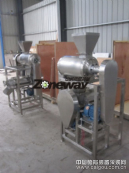 QZJ型杏子榨汁机