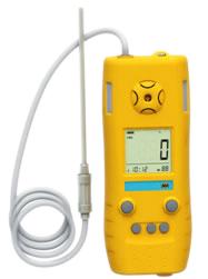 便携式泵吸型可燃性气体检测报警仪