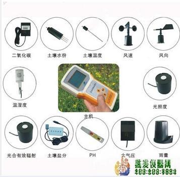 手持农业气象监测仪TNHY-12