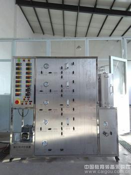 天津大学普通气固相固定床催化反应实验装置