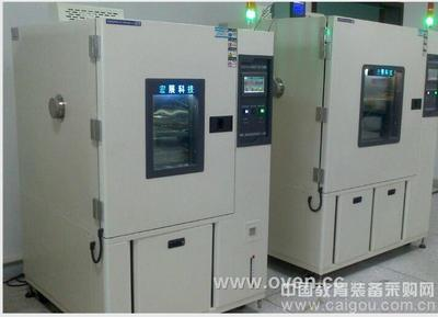 梅州LED高低温试验箱