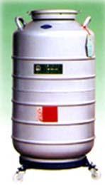 运输贮存两用式液氮容器