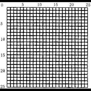 C6 型0.2网形目镜测微尺5/25