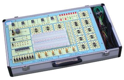 dice-d6型数字模拟电路实验箱