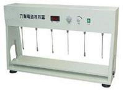 六连电动搅拌器(同步)