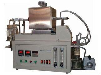 深色石油产品硫含量测定器(管式炉法)