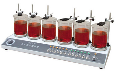 多头磁力搅拌器