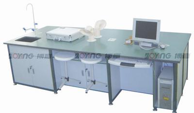 供应化学探究实验室设备学生桌